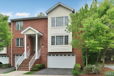 Upper Saddle River Condo/Townhouse For Sale: 38 Skymark Court