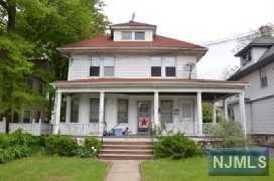 Englewood Multi Family 2-4 For Sale: 131 Morse Place