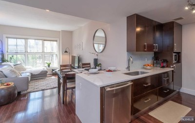 Hudson County Condo/Townhouse For Sale: 601 Observer Highway #304
