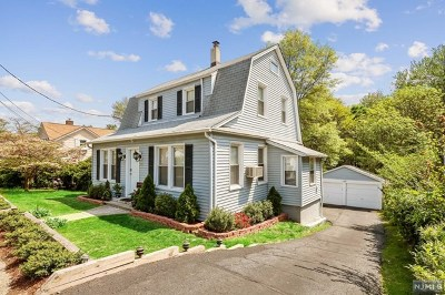 Bergenfield Single Family Home For Sale: 111 North Prospect Avenue
