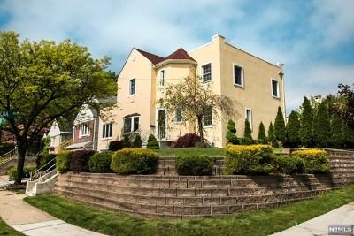 Hasbrouck Heights Single Family Home For Sale: 541 Burton Avenue