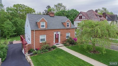 Glen Rock Single Family Home For Sale: 141 Boulevard