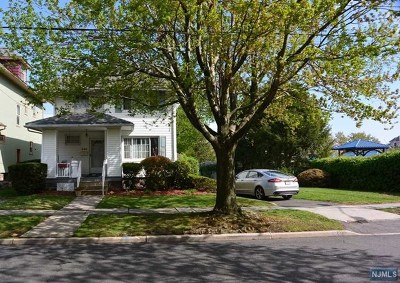 Ridgefield Single Family Home For Sale: 536 Abbott Avenue