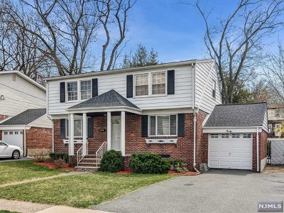Fair Lawn Single Family Home For Sale: 36-10 Ferry Heights