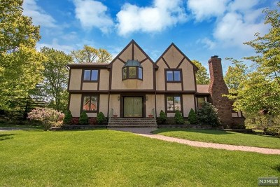 Montvale Single Family Home For Sale: 5 Stone Hollow Road