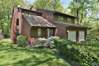 Bloomingdale Single Family Home For Sale: 7 Overlook Road