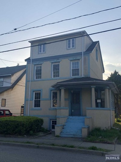 Carlstadt Single Family Home For Sale: 316 2nd Street