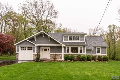 Morris County Single Family Home For Sale: 156 Casterline Road