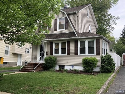 Teaneck Single Family Home For Sale: 315 Pine Street
