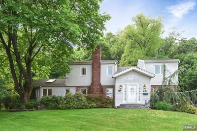 Cresskill Single Family Home For Sale: 223 Jefferson Avenue
