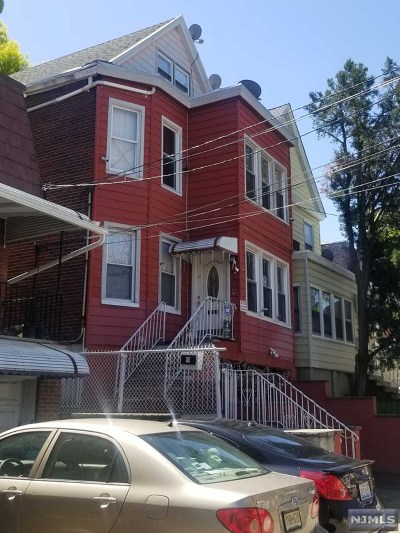 Hudson County Multi Family 2-4 For Sale: 256 Liberty Avenue