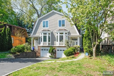 Tenafly Single Family Home For Sale: 24 Mahan Street
