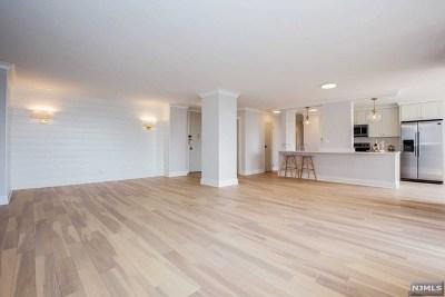 Cliffside Park Condo/Townhouse For Sale: 300 Winston Drive #418