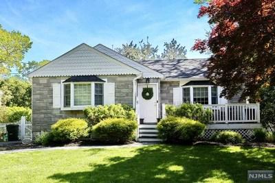 Ramsey Single Family Home For Sale: 24 Hopper Terrace