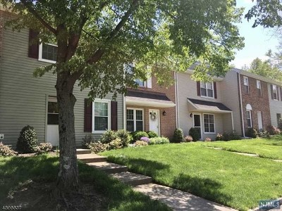 Morris County Condo/Townhouse For Sale: 306 Gettysburg Way