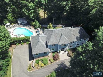 Franklin Lakes Single Family Home For Sale: 275 Haven Road