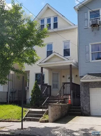 Paterson Multi Family 2-4 For Sale: 434 Van Houten Street