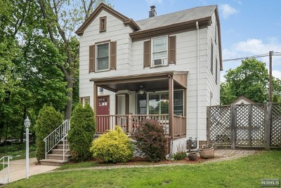 Ridgefield Single Family Home For Sale: 814 Morningside Lane