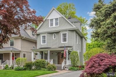 Essex County Single Family Home For Sale: 70 Montclair Avenue