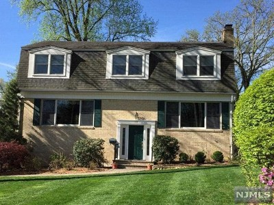 Ramsey Single Family Home For Sale: 118 Sherwood Drive