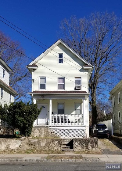 Englewood Multi Family 2-4 For Sale: 247 Pindle Avenue