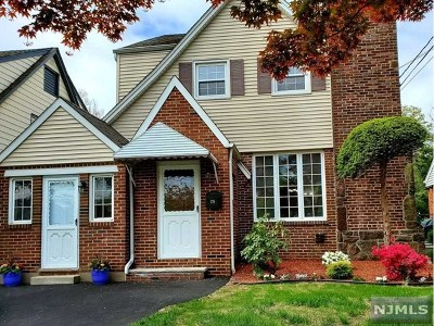 Clifton Single Family Home For Sale: 719 Allwood Road