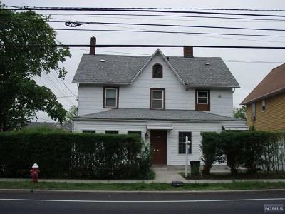 Leonia Multi Family 2-4 For Sale: 424 Grand Avenue