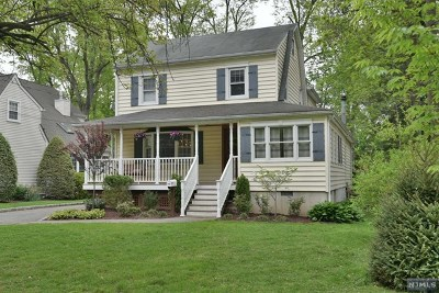 River Edge Single Family Home For Sale: 712 Elm Avenue