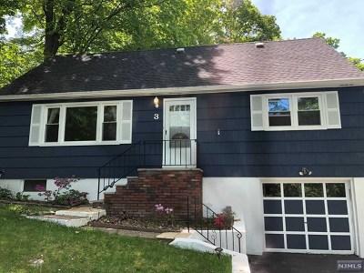 Ringwood Single Family Home For Sale: 3 Seneca Drive