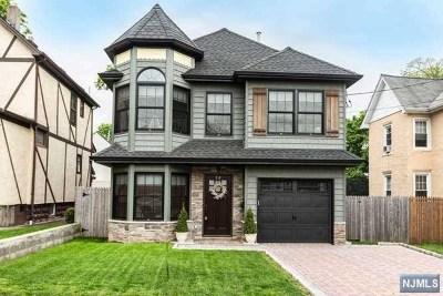 Dumont Single Family Home For Sale: 63 Erie Street