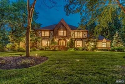 Montvale Single Family Home For Sale: 10 High Ridge Road