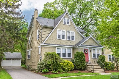 Ridgewood Single Family Home For Sale: 319 Northern Parkway