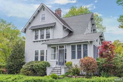 Essex County Single Family Home For Sale: 14 Princeton Place
