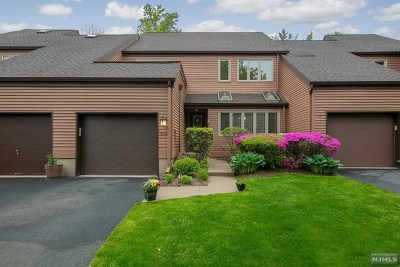 Mahwah Condo/Townhouse For Sale: 34 Bellgrove Drive