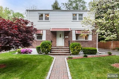 Dumont Single Family Home For Sale: 15 Hillside Avenue