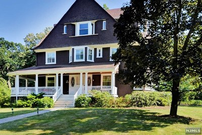 Essex County Single Family Home For Sale: 90 Porter Place