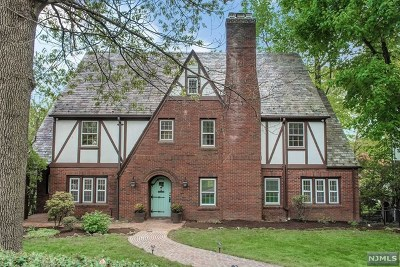 Essex County Single Family Home For Sale: 101 Undercliff Road