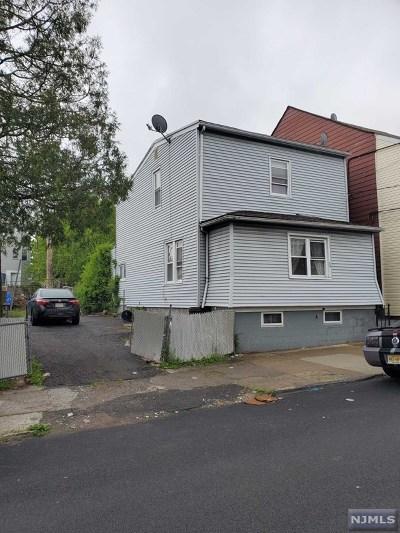 Paterson Single Family Home For Sale: 119 Sheridan Avenue