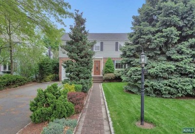 Bergenfield Single Family Home For Sale: 433 New Bridge Road