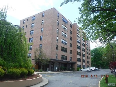Fort Lee Condo/Townhouse For Sale: 2348 Linwood Avenue #1l