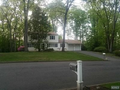 Montvale Single Family Home For Sale: 9 Cypress Peak Lane