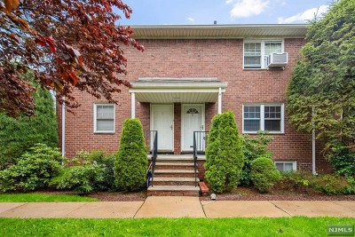 Fort Lee Condo/Townhouse For Sale: 234 Columbia Avenue #1
