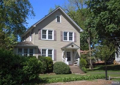 Dumont Single Family Home For Sale: 6 Poplar Street