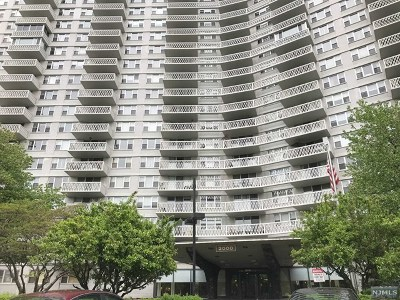 Fort Lee Condo/Townhouse For Sale: 2000 Linwood Avenue #10r