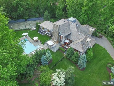 Bergen County, Hudson County, Passaic County, Westchester County Single Family Home For Sale: 19 Stone Tower Drive