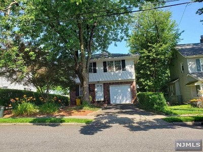 Teaneck Single Family Home For Sale: 631 John Street