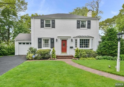 Glen Rock Single Family Home For Sale: 7 Belmont Road