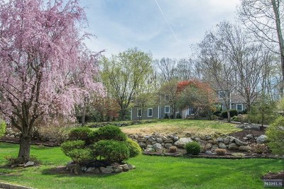 Morris County Single Family Home For Sale: 15 Wedgewood Drive