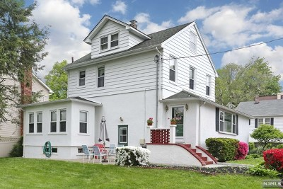 Emerson Single Family Home For Sale: 56 Clinton Street