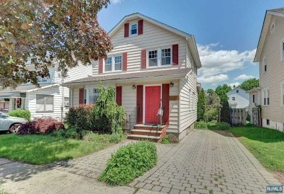Oradell Single Family Home For Sale: 49 Beverly Road
